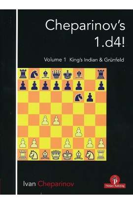 Cheparinov's 1. d4! Volume 1 - King's Indian and Grunfeld