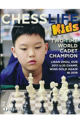 Chess Life For Kids Magazine - February 2020 Issue