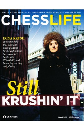 Chess Life Magazine - March 2021 Issue