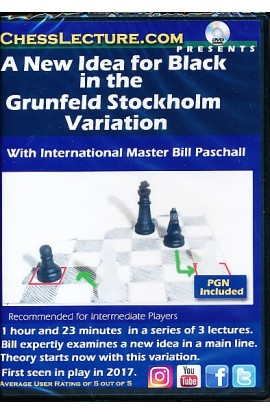 A New Idea for Black in the Grunfeld Stockholm Variation - Chess Lecture - Volume 181