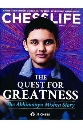 Chess Life Magazine - October 2020 Issue