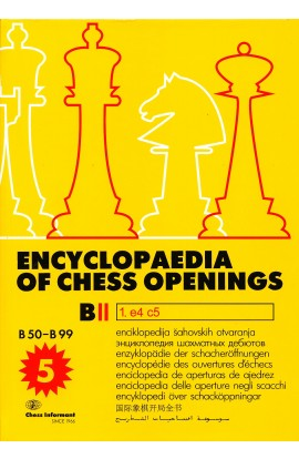 Encyclopedia of Chess Openings - Volume B - Part 2