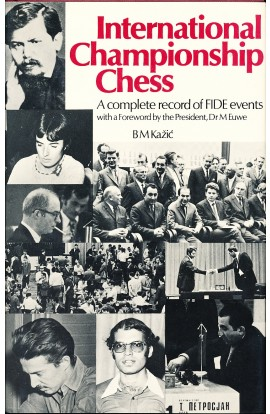 CLEARANCE - International Championship Chess