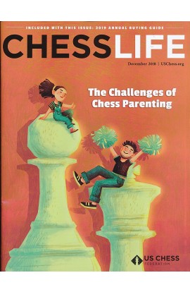 CLEARANCE - Chess Life Magazine - December 2018 Issue