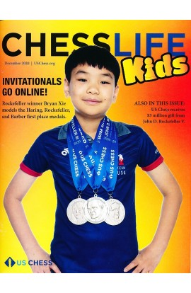 Chess Life For Kids Magazine - December 2020 Issue