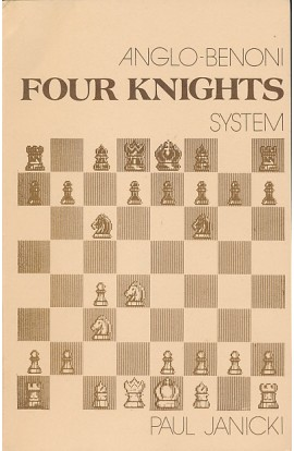 CLEARANCE - Anglo-Benoni - Four Knights System