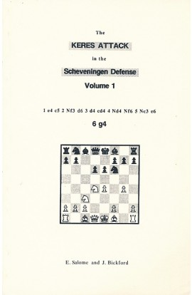 CLEARANCE - The Keres Attack in the Scheveningen Defense - Volume 1