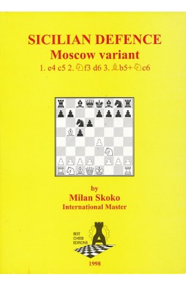 CLEARANCE - Sicilian Defence - Moscow Variation