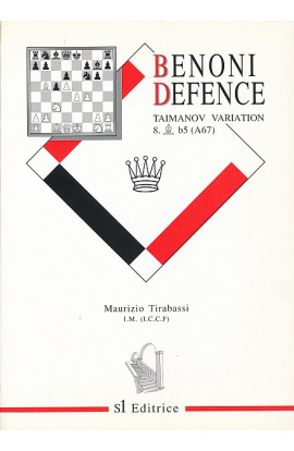CLEARANCE - Benoni Defence Taimanov Variation - A67