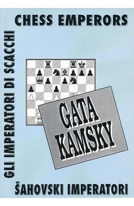 CLEARANCE - Chess Emperors - Gata Kamsky