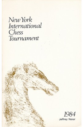 CLEARANCE - New York International Chess Tournament - 1984