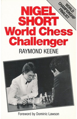 CLEARANCE - Nigel Short - World Chess Challenger