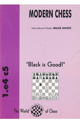 CLEARANCE - Modern Chess - Black is Good!