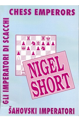 CLEARANCE - Chess Emperors - Nigel Short