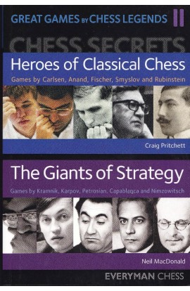 Great Games of Chess Legends - VOL. 2
