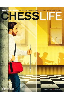 Chess Life Magazine - August 2021 Issue