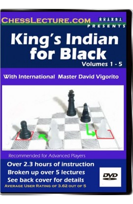 King's Indian for Black - Chess Lecture - Volume 26