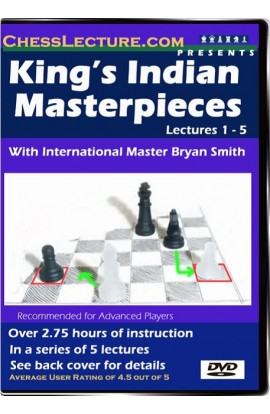 King's Indian Masterpieces - Chess Lecture - Volume 27