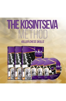 MASTER METHOD - The Kosintseva Method – GM Nadya Kosintseva - Over 15 hours of Content!