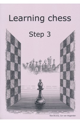 Learning Chess - Workbook Step 3
