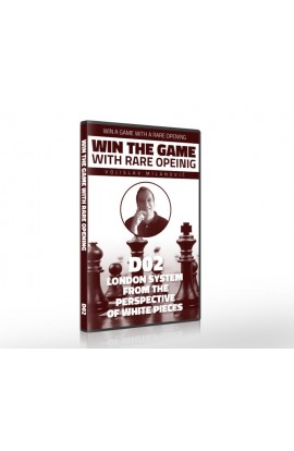E-DVD - Win the Game with Rare Opening - D02 London System