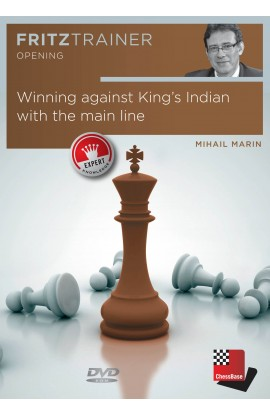Winning Against King's Indian with the Main Line - Mihail Marin