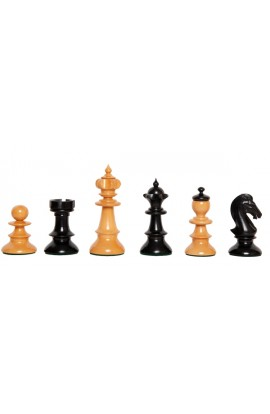"""The *NEW* Austrian Coffeehouse Series Chess Pieces - 4.0"""" King"""