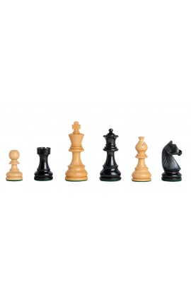 """The Championship Series Gilded Chess Pieces - 3.75"""" King"""