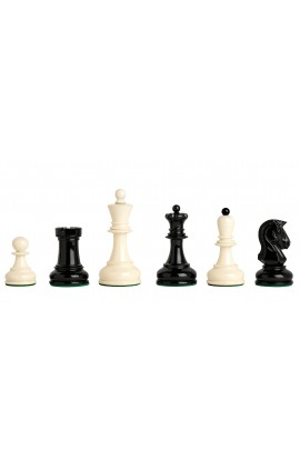 """The Dubrovnik Chess Pieces - 3.75"""" King - LACQUERED"""