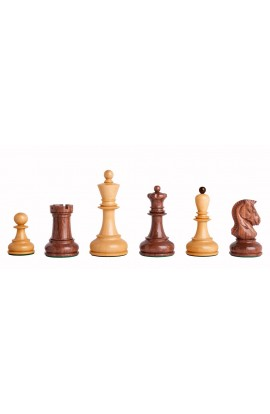 """The Dubrovnik Series Gilded Chess Pieces - 3.75"""" King"""
