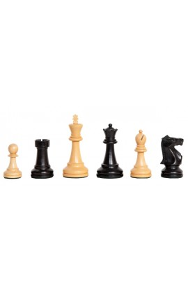 "The Fischer Spassky Series Chess Pieces - 4.0"" King"
