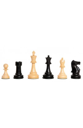 "The Fischer Spassky Series Chess Pieces -  4.4"" King"