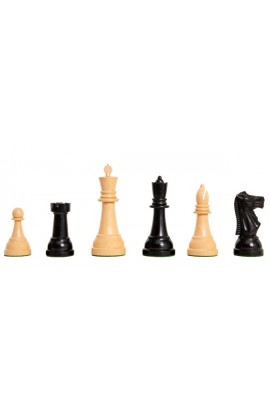 """The Reproduction of the Circa 1950s Gallant Knight Chess Pieces - 5.0"""" King"""