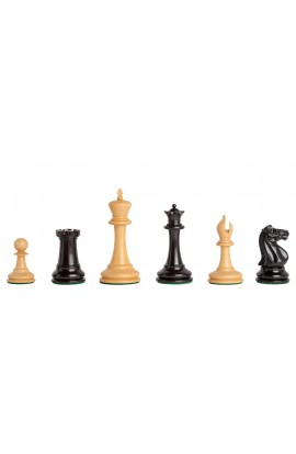 """The Leeds Series Luxury Chess Pieces - 3.75"""" King"""