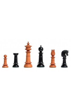 """The Northern Upright Chess Pieces - The Camaratta Collection - 4.5"""" King"""