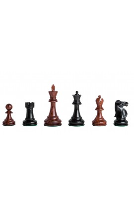 """CLEARANCE - The Reykjavik Elite Series Chess Pieces - 3.75"""" King"""