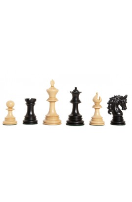 """CLEARANCE - The Siena Series Luxury Chess Pieces - 4.4"""" King"""
