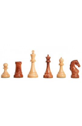 """The Herman Steiner Commemorative Chess Pieces - 5.0"""" King"""