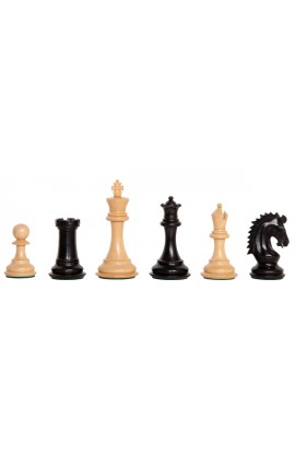 """The Sussex Luxury Chess Pieces - 3.75"""" King"""