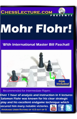 Mohr Flohr! - Chess Lecture - Volume 163