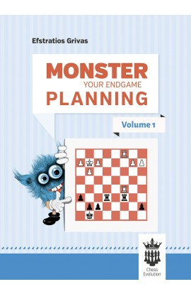 PRE-ORDER - Monster Your Endgame Planning - Volume 1