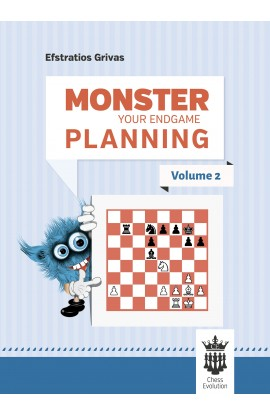 PRE-ORDER - Monster Your Endgame Planning - Volume 2