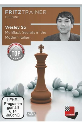 My Black Secrets in the Modern Italian - Wesley So