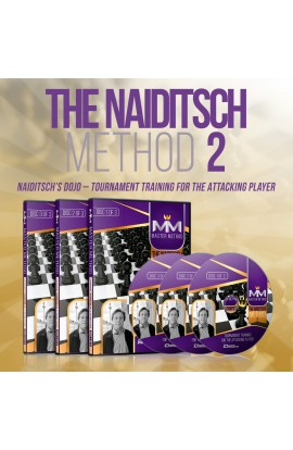 MASTER METHOD - The Naiditsch Method 2 – GM Arkadij Naiditsch - Over 15 hours of Content!
