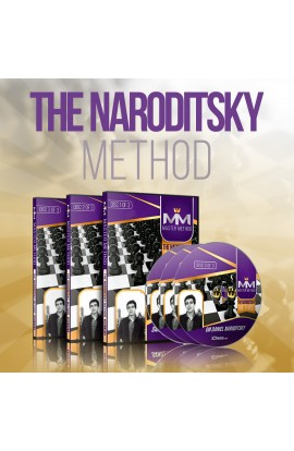MASTER METHOD - The Naroditsky Method – GM Daniel Naroditsky - Over 15 hours of Content!