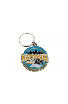 K-12 2019 National Championship - Metal Keychain