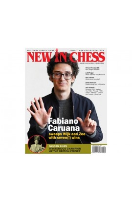PRE-ORDER - New In Chess Magazine - Issue 2020/2
