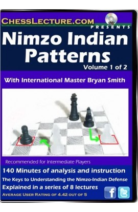 Nimzo Indian Patterns V1 Front