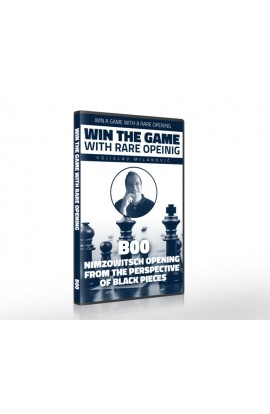 E-DVD - Win the Game with Rare Opening - B00 Nimzowitsch Opening