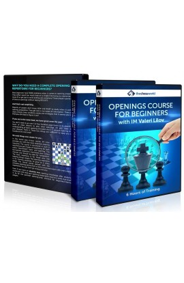 E-DVD Openings Course for Beginners with IM Valeri Lilov